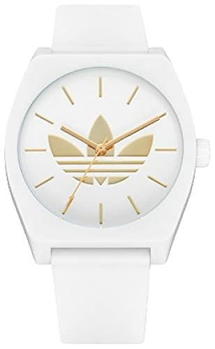 Adidas Men's Process Sp1 Z10 3374-00 White Silicone Quartz Fashion Watch