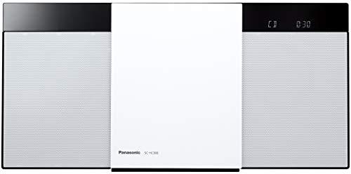 パナソニック ミニコンポ SC-HC300-W