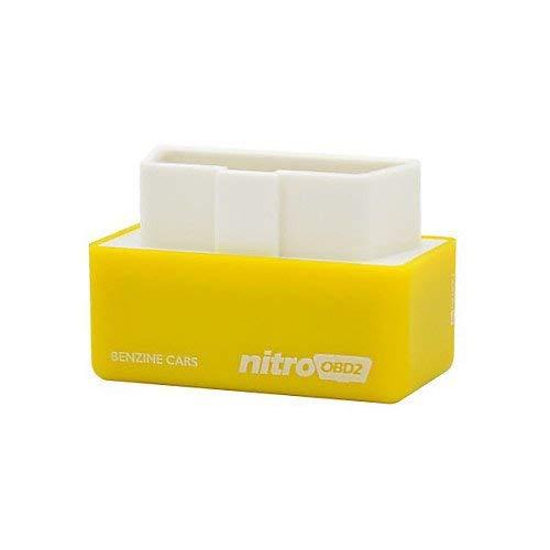 SingMax Fire, EcoOBD2 USB-Scanner, Kraftstoffsparer, ökonomisch, OBD2-Diesel-Chip-Tuning-Box für Benzin, 15 % Kraftstoffeinsparung, Plug & Drive, geringer Kraftstoffverbrauch