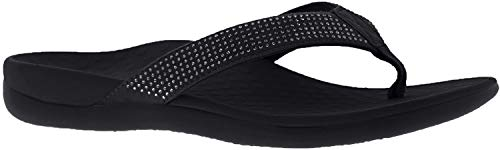 VIONIC Islander Rassones Sandalen UK3 Black