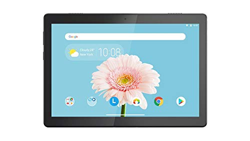 Lenovo Tab M10 FHD REL Tablet (10.1-inch, 2GB, 32GB, WiFi + LTE + Volte Calling), Black
