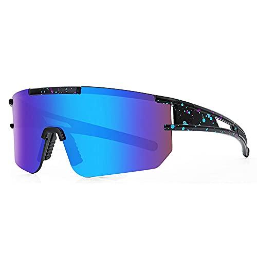 YODZKJ UV400 Gafas De Sol Polarizadas Moda Cool Mujeres Hombres Gafas De Sol para Ciclismo Béisbol Correr Pesca Golf Conducción