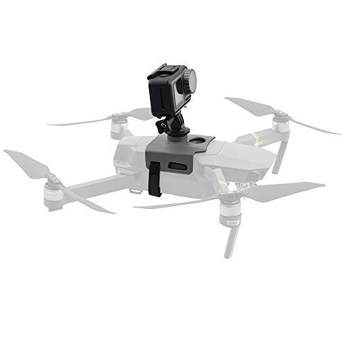 """iEago RC Mavic PRO Adapter Panorama Kamera Stabilisator 360 Grad Drehbares Erweiterungs Kit mit 1/4\""""Bohrung für Gopro/OSMO Action Kamera / Insta360 One X (Nicht für Mavic 2 PRO)"""