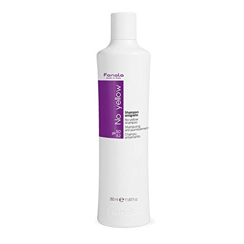 Fanola No Yellow Shampoo 350 ml, 350 ml