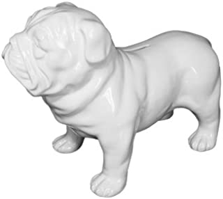 SUCK UK Ceramic Guard Dog Money Box