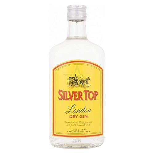 Bols Silver Top London Dry Gin 37,50% 0,70 Liter