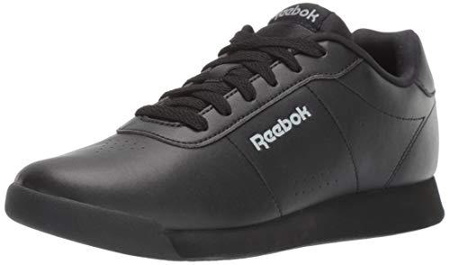 Reebok Royal Charm - Zapatillas de senderismo para mujer, Negro (Negro/Gris Baseball), 41 EU