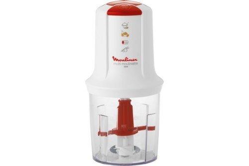 Moulinex AT710131 Mini Hachoir Électrique Multi Moulinette 3 en 1 Hacher Mixer...