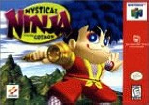 n64 ninja game
