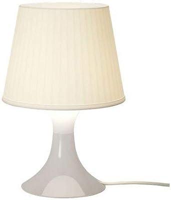 2XLAMPAN Lampada da tavolo, Bianco