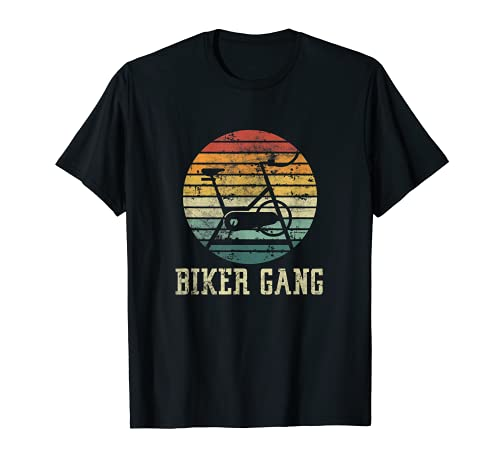 Biker Gang Funny Spin Decir Gimnasio Entrenamiento Spinning Camiseta