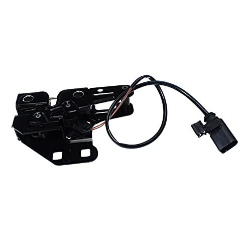 NERR YULUBAIHUO Cierre de Capucha de Capucha Inferior Delantero Pestillo de Bloqueo W/Micro-Switch Fit para Audi A6 S6 R8 S4 5.2L V10 4.2L V8 4F0823509A 4F0823480B