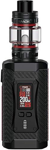 SMOK Morph 2 Kit con 7.5ML TFV18 Tank Smoktech 230W Morph 2 Mod 0.96 Pantalla de visualización Dispositivo de vape Malla de bobina Vaporizador de cigarrillo electrónico
