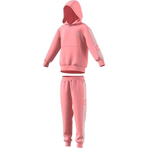 adidas Lock UP Meisjes Roze Pak FM5633