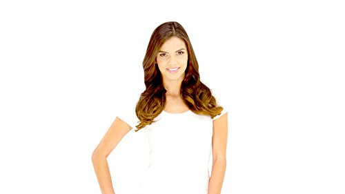 As Seen on TV Secret Extensions Double Volume, Light Brown, 16 inches / 70g of Hair