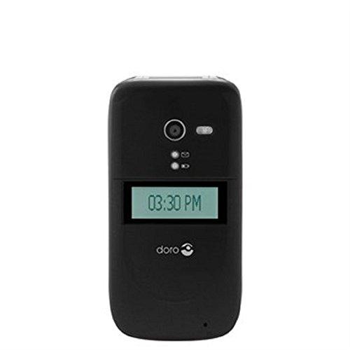 Consumer cellular DORO PhoneEasy 626 (Black)