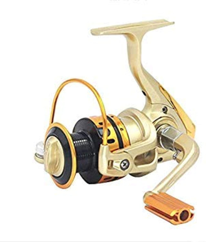 GEOPONICS Spinning Reel Fishing Coil Fishing FishingOutdoor AntiSkid Universal color 7000