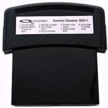 Country Classics QCard Song Cartridge (for use with the Suzuki QChord)
