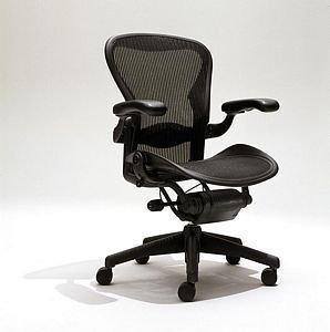 check price herman miller aeron desk chair basic ergonomic task
