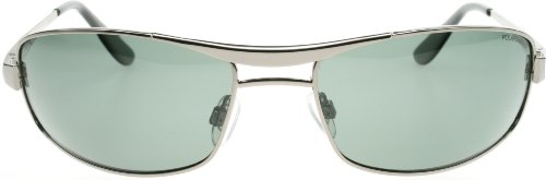 Lunettes de Soleil Ace Dirty Dog - Vert Gunmetal Polarised