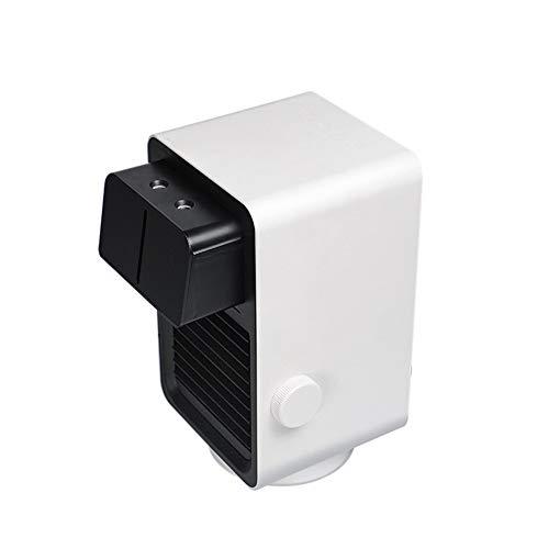 XiaoDong1 Riscaldatore Silent Riscaldamento rapido Riscaldatore Home Scrivania Top Doppio Umidificatore Spray Desktop, Camera da letto, Bar, Ristorante, Laboratorio Riscaldatore dello spazio interno r