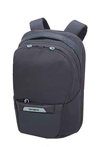 SAMSONITE Hexa-Packs - Laptop Backpack Medium Expandable - Work Rucksack, 48 cm, 25 Liter, Shadow Blue