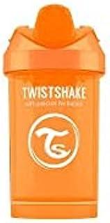 color amarillo Vaso con boquilla Twistshake 78056