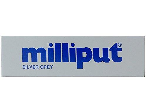 Milliput Epoxidkitt Silbergrau (jeweils), Silber, Nicht zutreffend