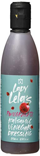 Lady Lela's griechisches Granatapfel Balsamico Dressing 250 ml, 2er Pack