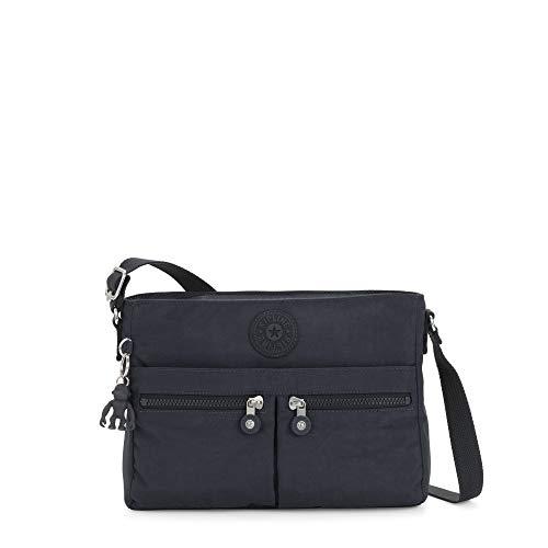 Kipling New Angie Crossbody Bag, Blue Bleu 2 -  KI3389-437