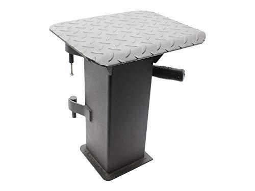 SECURA Arbeitstisch drehbar kompatibel mit Bulkston HSB 10-1300 Holzspalter