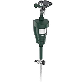 Hoont Cobra Yard and Garden Motion Activated Water Blaster - Animal Rodent Repellent