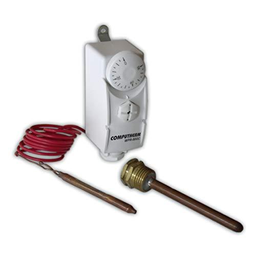 Tauchthermostat mit Fernfühler Computherm WPR-90 GC