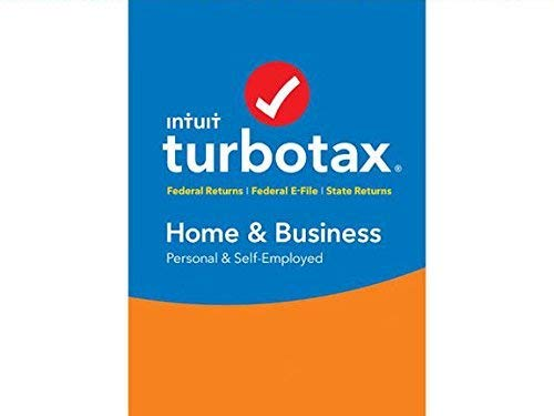 2016 TurboTax Home & Business Fed + State + Fed Efile Tax Software (PC and Mac)  (Old Version)