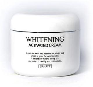 JIGOTT Whitening Activated Cream 100g/ジゴット ホワイトニング アクティベイテッド クリーム 100g [並行輸入品]