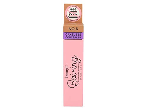 Boi-ing Cakeless High Coverage Concealer Nr. 6 Medium 5 ml