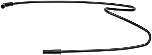 Dorman 924-251 Front Windshield Washer Hose for Select Cadillac / Chevrolet / GMC Models, Black