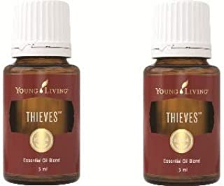 Essential Oil 2 x Thieves 5ml Young Living Malaysia+Free Standard Shipping