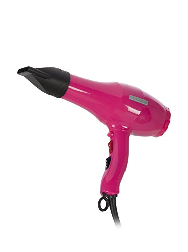 Perfect Beauty Pluma 2000W - Secador profesional ligero color rosa