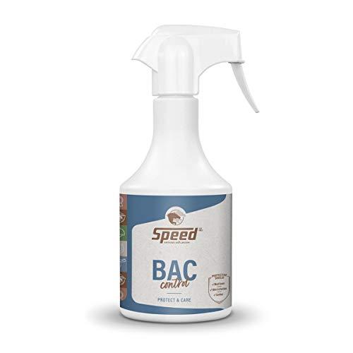 Speed Bac-Control, 500 ml, Mauke-Spray für Pferde, schnelle Regeneration, auch bei Strahlfäule oder kleinen Hautverletzungen, hautfreundlich
