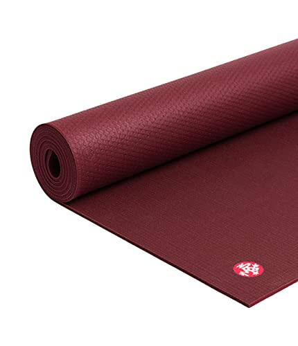 Manduka Estera para Yoga y Pilates Pro, Unisex, Black Verve