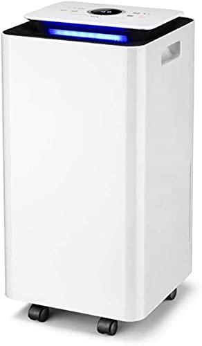 Deumidificatore compatto e portatile, drenaggio continuo ideale per umidità e condensazione, deumidificatore mini compatto e portatile mini per umidità