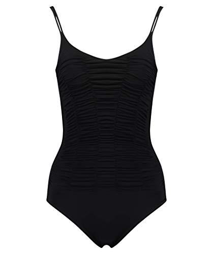 Maryan Mehlhorn Damen Badeanzug schwarz (15) 38E