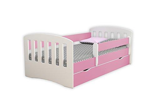 Children's Beds Home Einzelbett Classic 1 - Für Kinder Kinder Kleinkind Junior Mit...