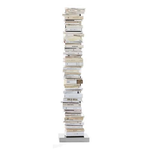 Ptolomeo Livres Colonne Transfert 160 cm kpl. Pied en Acier/INOX