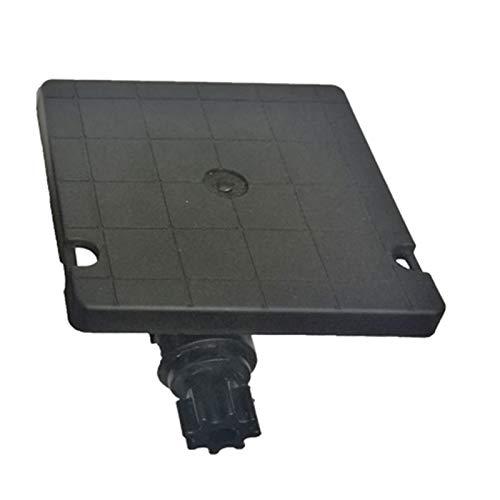 ZRNG 2021NUEW GPS GPS Electronics Fish Finder Soporte de Montaje para el Barco de PVC Inflable Kayak Marine Yatch (Color : Top Only)