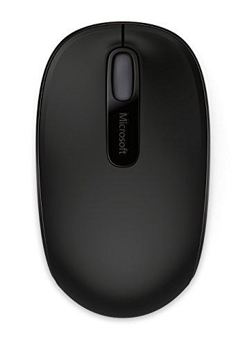Souris mobile Microsoft Wireless 1850 Noir - 0
