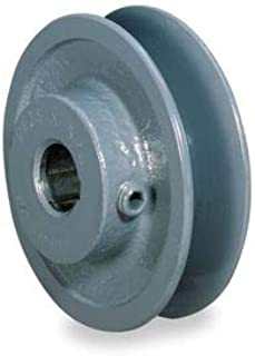 "2.5"" X 1/2"" Single Groove Fixed Bore""A"" Pulley #"