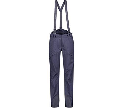 Scott Explorair 3L Femmes Pantalon Hardshell Bleu