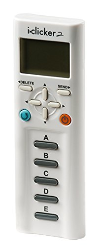 i>clicker2 Audience Remote